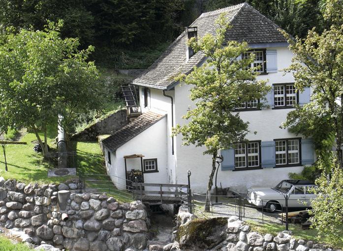 Gemeinde Mühlehorn